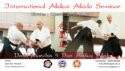 International Aikido Seminar in Odessa with Dorin Marchis 5 Dan